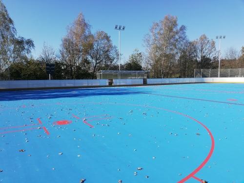 Hokejbalové hřiště Havířov_1