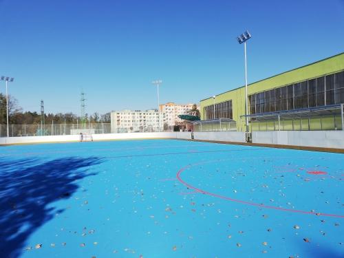 Hokejbalové hřiště Havířov_2