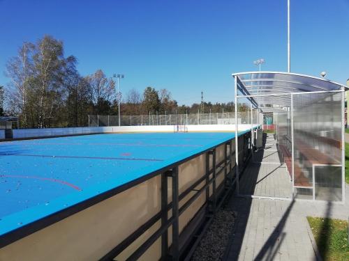 Hokejbalové hřiště Havířov_4