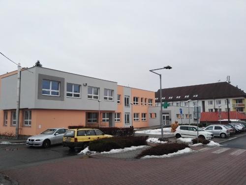 Zdravotní středisko Fryšták